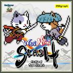 8bitテイストのスマホゲーム「Wan Nyan Slash」、音楽はChibi-techが担当!