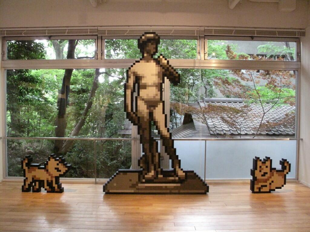 鈴木一太郎展『あたまのなかでは、触れている』
