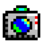 8bit World Camera公開。景色をリアルタイムに8bit化!