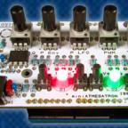 組み立ててみよう!8bit DIYシンセ「miniAtmegatron 」