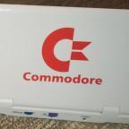 Commodore64 のコンパクトノートブック!