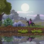 美麗ドット絵に注目!2Dアクション風ストラテジー「Kingdom」