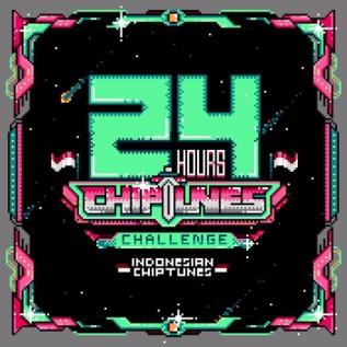 """インドネシアの新鋭が大集結!コンピレーション""""24 hours Chiptunes Challenge""""発表"""