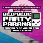 アルゼンチンのチップチューン・フェス「BlipBlop Party en Paraná!」開催!