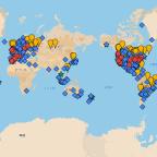 チップチューン世界地図、更新中!