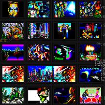独特なZX Spectrumの世界、現在進行中!