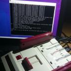 ファミコンミニで自前Linux動かす猛者現る!自由度一気に無限大に