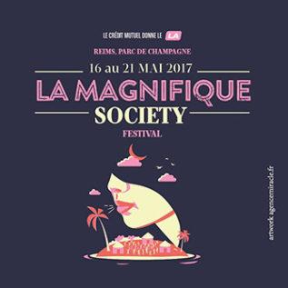 YMCK, 2080らが入場者数1万5千人規模のフランス音楽フェス「La Magnifique Society」に出演