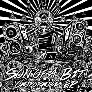 インドネシア発ハードコアメタル・チップチューン!「Chorophobia EP」
