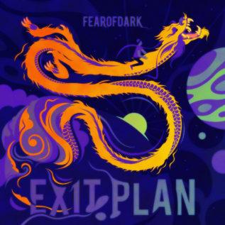 Fearofdarkがハイブリッドな新作「Exit Plan」リリース