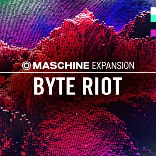 MASCHINE向けのチップチューン音源集「BYTE RIOT」が発売