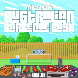 チップチューンの重要拠点・オーストラリアのチップチューンコンピが登場!