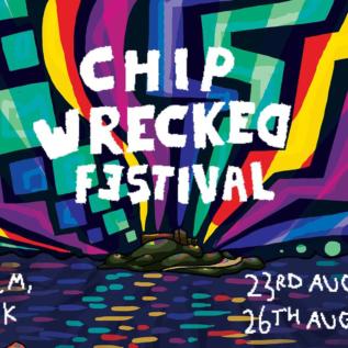 世界最大?のチップチューン野外イベント「Chipwrecked Festival」第2弾開催決定!