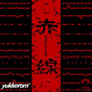 yukkerom 1stフルアルバム「赤線(REDLINE)」リリース