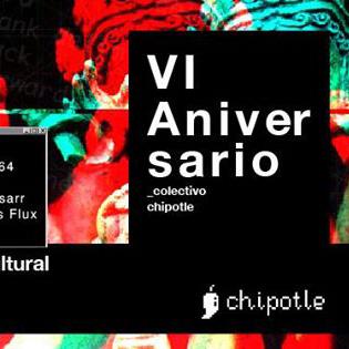 メキシコCollectivo Chipotleが6周年イベントを開催