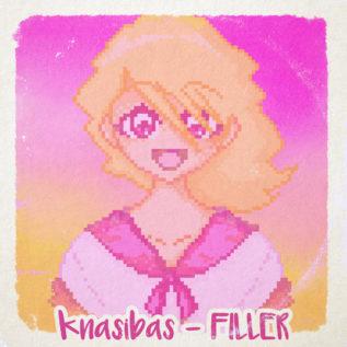 J-POP的フレーバーあふれるKnasibas「Filler」